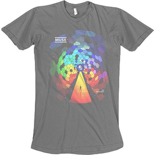 MUSE(ミューズ) Tシャツ メンズL GLOBAL COVERAGE【オフィシャルグッズ】