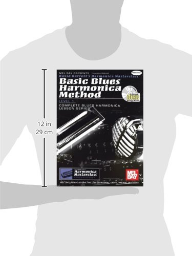 blues harp an instruction method for playing the blues harmonica