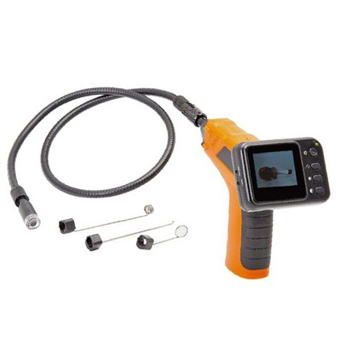 Night Vision Borescope Endoscope Inspection Camera with 2.5