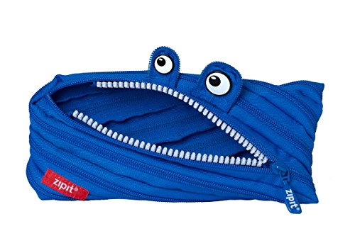 ZIPIT Monster Pencil Case, Royal Blue (Pencil Cases At Target compare prices)