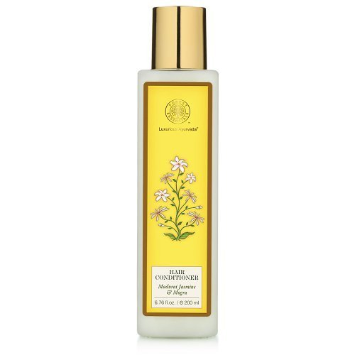 Forest Essentials Hair Conditioner - Madurai Jasmine & Mogra 200Ml
