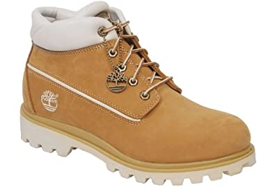 Timberland Men's Windchill Chukka,Wheat Nubuck w/ Angora,US 8 W