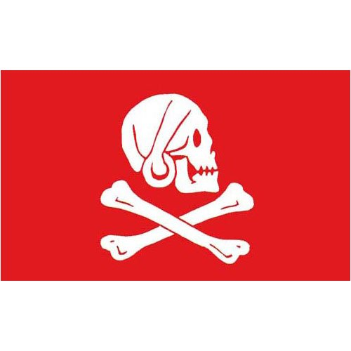 Buy Pirate Flag – Red Henry Avery