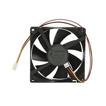 Panaflo/NMB-MAT FBA09A12L1BX Hydro-Wave 92mm Bearing Case Fan with 4 Pin Connector