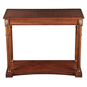 Amazon Com Bombay Company Athena Console Table Antique