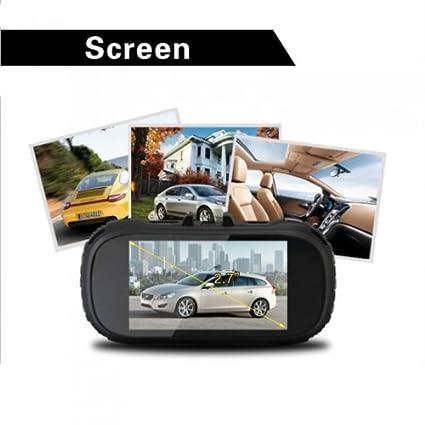"""BL580 Full HD 1080P véhicule 2,7 """"pour tableau de bord de voiture DVR à Vision nocturne infrarouge enregistrement GPS 170° capteur G"""