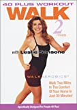 40 Plus Workout Walk 2 Miles [DVD] [Import]