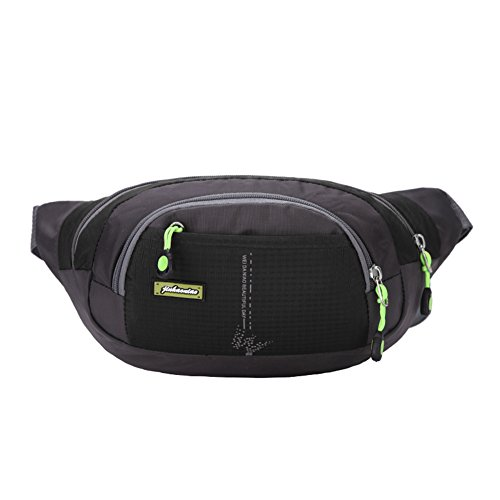 Cute Simple Hedgehog Pattern Running Lumbar Pack For Travel Outdoor Sports Walking Travel Waist Pack,travel Pocket With Adjustable Belt