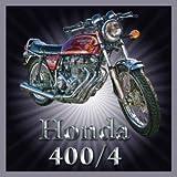 Honda 400/4 Motorcycle Acrylic Drinks Coaster