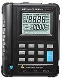 New Ms5308 Portable Handheld Autorange LCR Meter 100khz Fit Fluke Dual Display