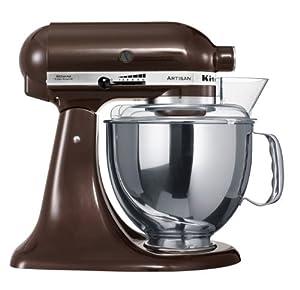 Kitchenaid KSM150PSEES Artisan, espressoKritiken und weitere Informationen