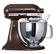 Post image for KitchenAid KSM150 Artisan für 393€ – Küchenmaschine *UPDATE*