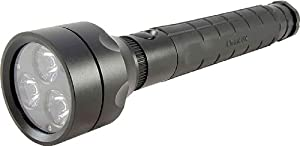 Terralux TLF-NF31D-BLK InfiniStar DR Flashlight, Black by TerraLUX