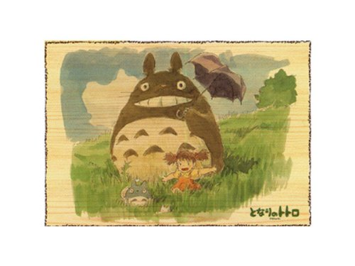 My Neighbor Totoro-stroll weather E1071 and jigsaw puzzles and