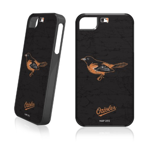 MLB | Baltimore Orioles - Solid Distressed | LeNu Case for Apple iPhone 4 / 4S at Amazon.com