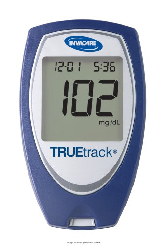 Cheap Invacare ® TRUEtrack ® Blood Glucose Monitoring System [] EA/1 (ISG172200)