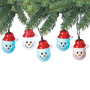 click to read our review of musical christmas lights musical snowman led party lights motion