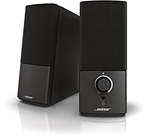 Bose ® Companion ® 2 Series III Multimedia Speaker System