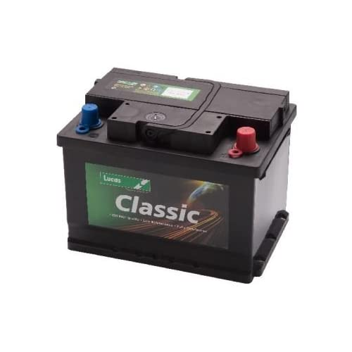 brand new lucas 075 car battery ford escort focus c max mondeo ebay. Black Bedroom Furniture Sets. Home Design Ideas