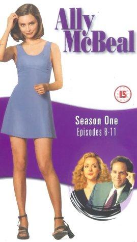 Ally Mcbeal Season 1 Tp.3 [VHS] [1998]