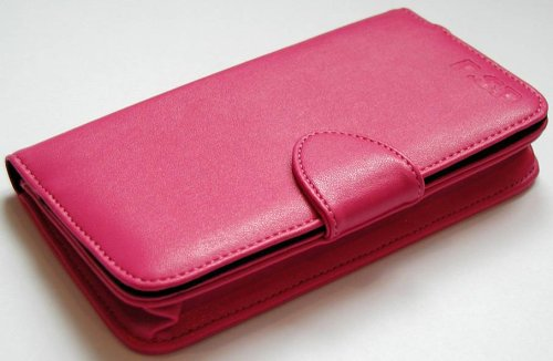 Venom Pink Leather Carry Case (PSP)