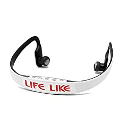 Life Like wireless sports bluetooth gaming headset with mic