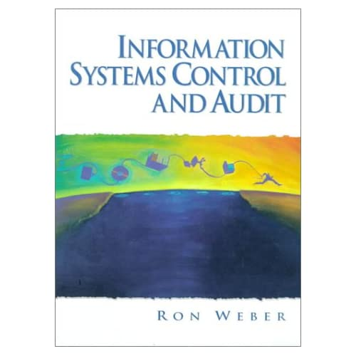 Book Cover: [request_ebook] Information Systems Control and Audit