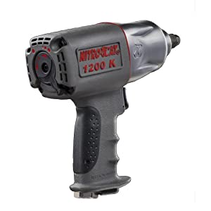 NitroCat 1200-K 1/2-Inch Kevlar Composite Air Impact Wrench