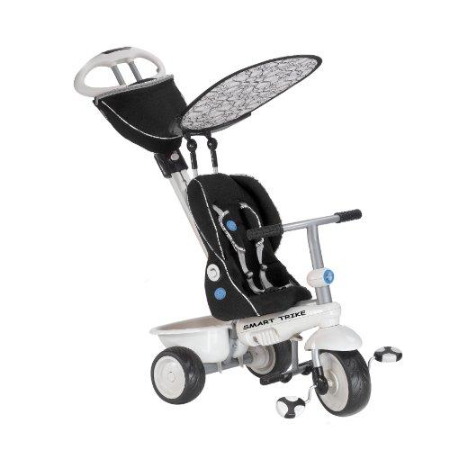 Smart-Trike Recliner 4-in-1 (Black)