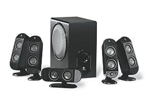 Logitech X-530 PC Multimedia Home Theatre Speaker System