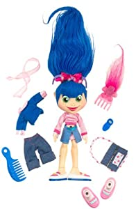 Amazon.com: Trollz Rock Candy Collection Sapphire Doll: Toys & Games
