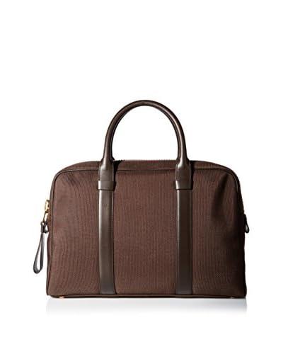Tom Ford Men's Briefcase Bag, Brown