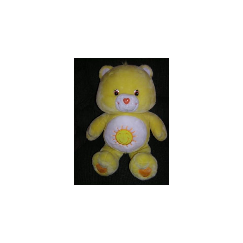 Care Bears 24 Jumbo Plush Funshine Bear Doll