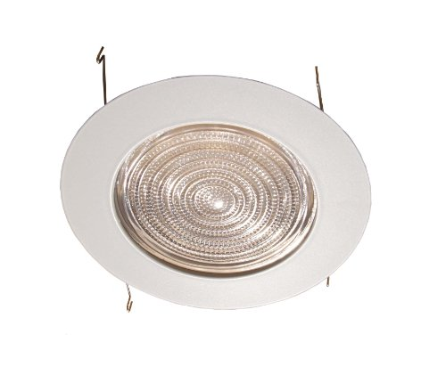 6 Inches Fresnel Lens Shower Trim For Recessed Light/Lighting-Fits Halo/Juno
