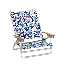 Buy Rio Tommy Bahama 5-Position Beach Chair by Rio
