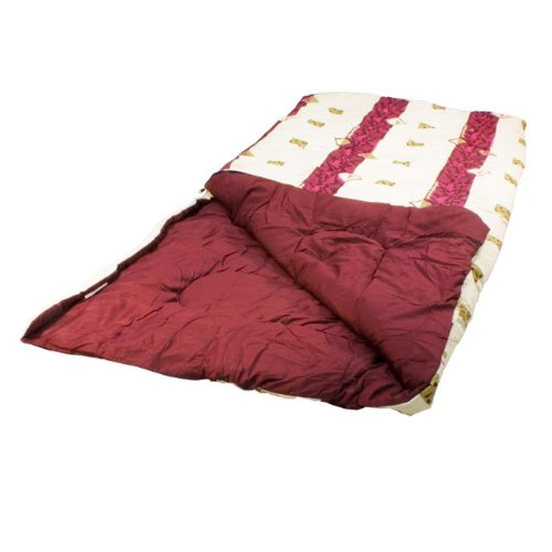Royal Umbria 50oz Sleeping Bag Burgundy