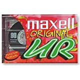 Maxell 20 Pack UR 90 min, Blank Audio Cassette Tapes