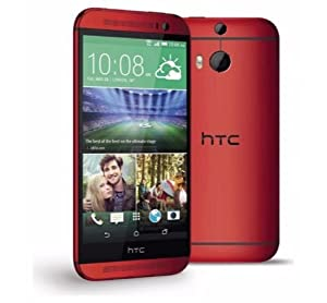 HTC One M8S UK Version SIM-Free Smartphone - Grey (RED)