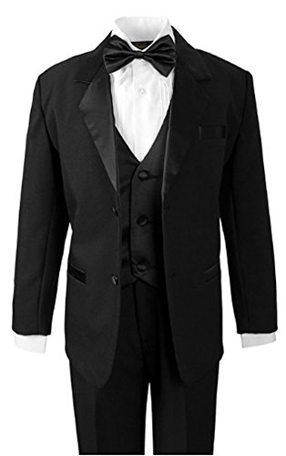 iGirlDress Big Boys' Tuxedo Suit, No Tail панталоны bali панталоны