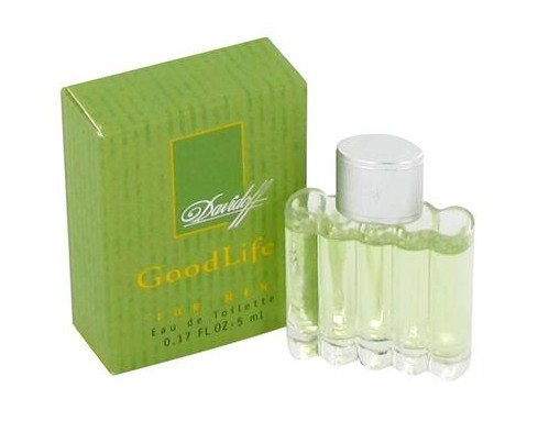 GOOD LIFE by Davidoff - Mini EDT .17 oz - Men (Good Life Cologne For Men compare prices)