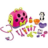 IMC Toys - 180666 - Jeu d'imitation - Vet Set Minnie