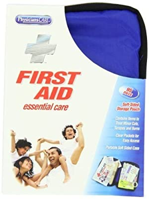 PhysiciansCare by First Aid Only Soft Sided First Aid Kit from First Aid Only