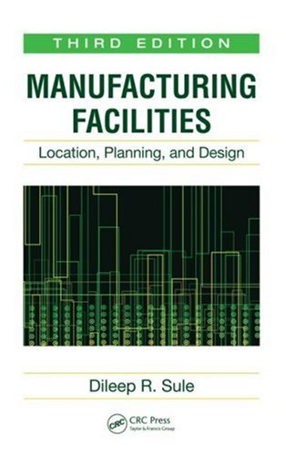 Manufacturing Facilities: Location, Planning, and Design,...