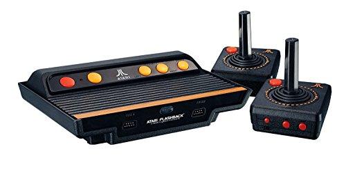 Ufficiale Atari Flashback 6 Classic Console di Gioco con 100 Giochi