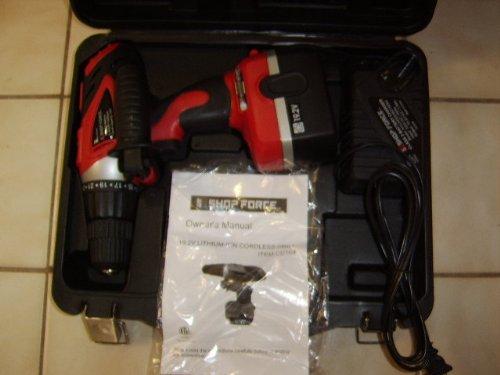 Cordless Power Drill 19.2v