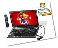 東芝 dynabookQosmio G50/97H P8600/2Gx2/320G/デジ+デジ/VisPrem/Offi2007Psl+PP PQG5097HLR
