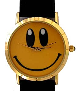 Smiley Face Watch Ladies or Childrens size approx. 1 inch