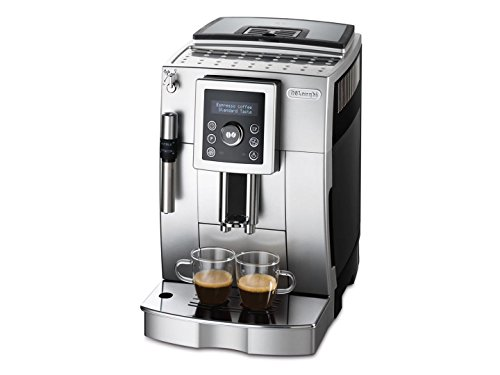 DeLonghi ECAM23420 Bean to Cup Automatic Italian Espresso Machine with New Cappuccino System, Silver-Black (Delonghi Toaster Oven Replacement compare prices)