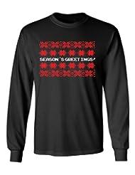 Festive Threads Christmas Sweater Greetings