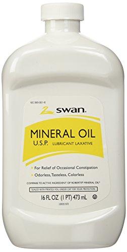 Vi-Jon Inc. S0883 Mineral Oil 16 oz